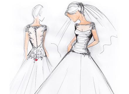 vestiti matrimonio sartoria lecce