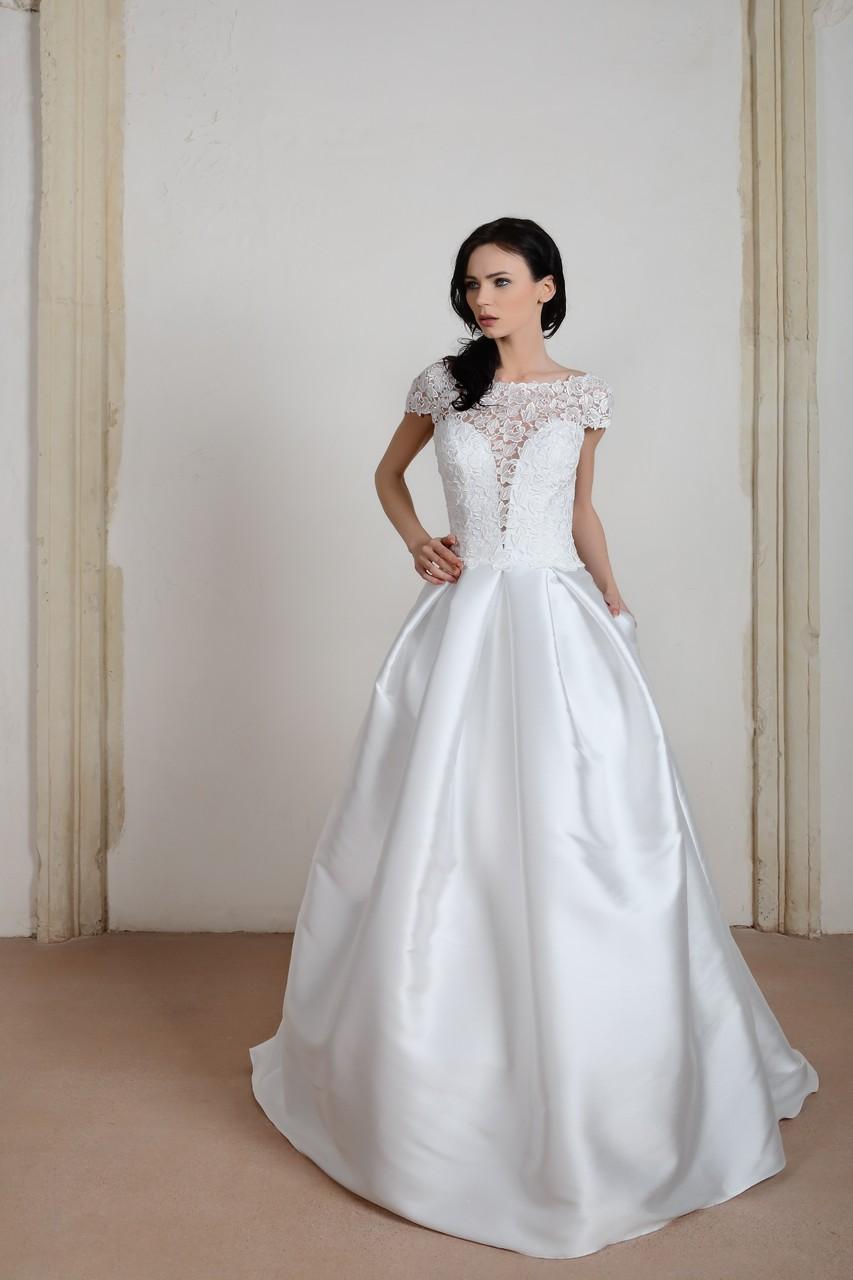 Corpino vestito da sposa
