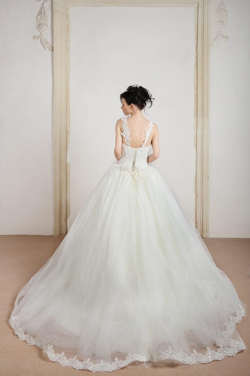 Prezioso corpino da sposa