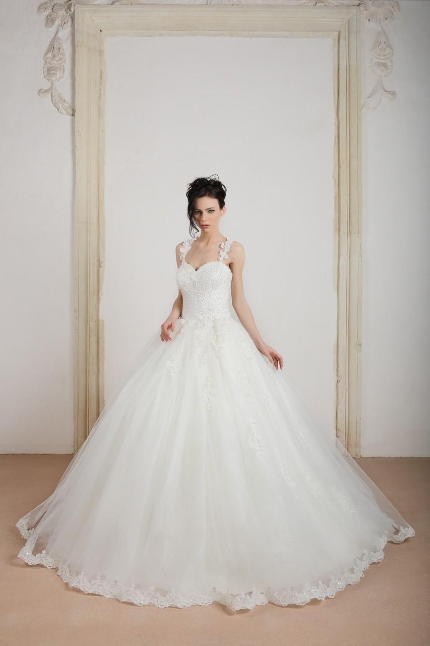 buy online b2750 fda93 Camilla 2393 - Abiti da Sposa Lecce | Elena Della Rocca ...