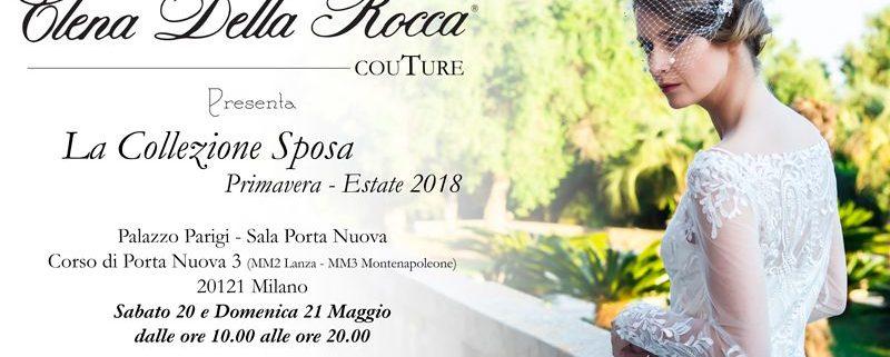 milano collezione 2018 primavera-estate