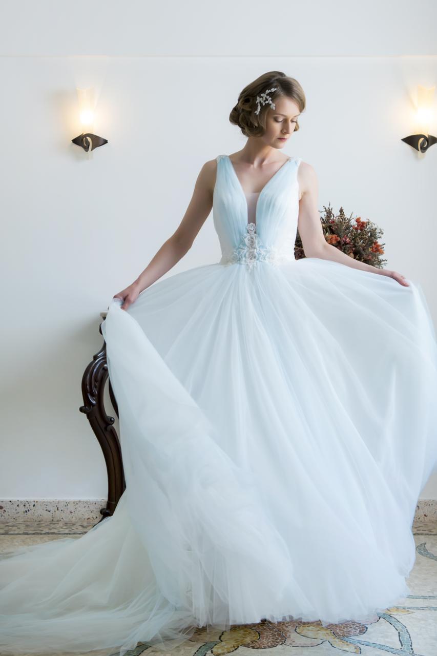 elena della rocca couture abiti da sposa lecce