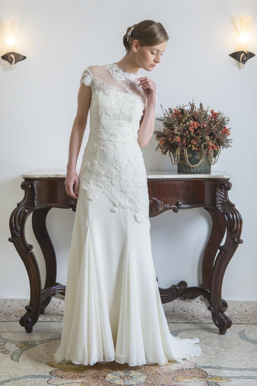 buy popular 252df 78d04 ED 2416 - Abiti da Sposa Lecce | Elena Della Rocca | Atelier ...