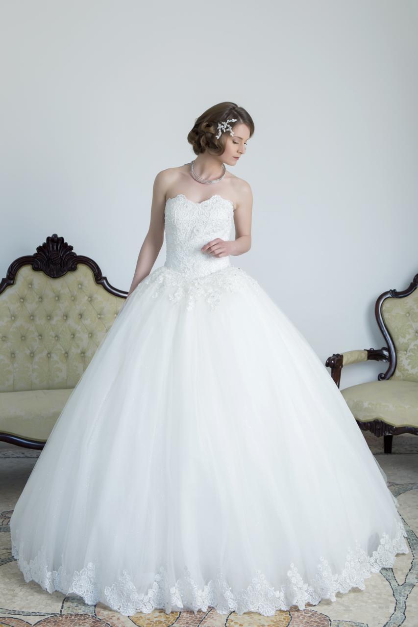 vestito da sposa collezione 2018