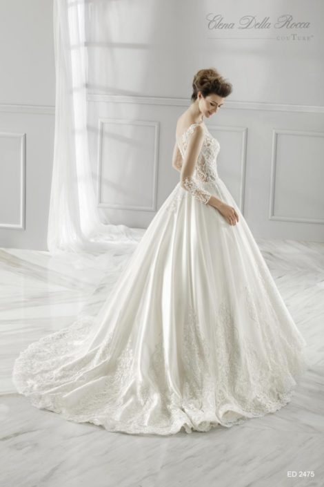 Pizzo/Tulle/Ricamo