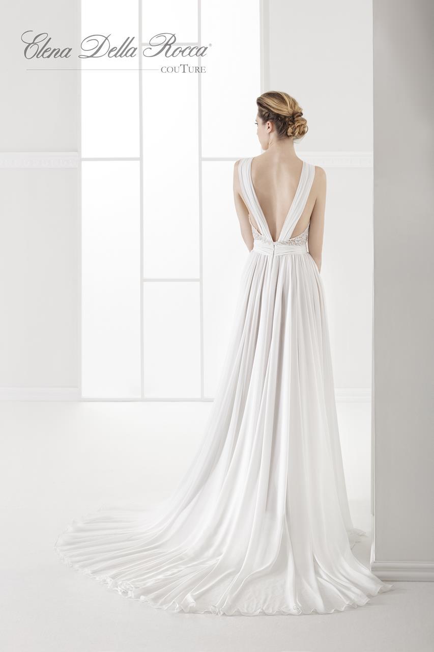 abito matrimoniale da sposa 2020 elena della rocca