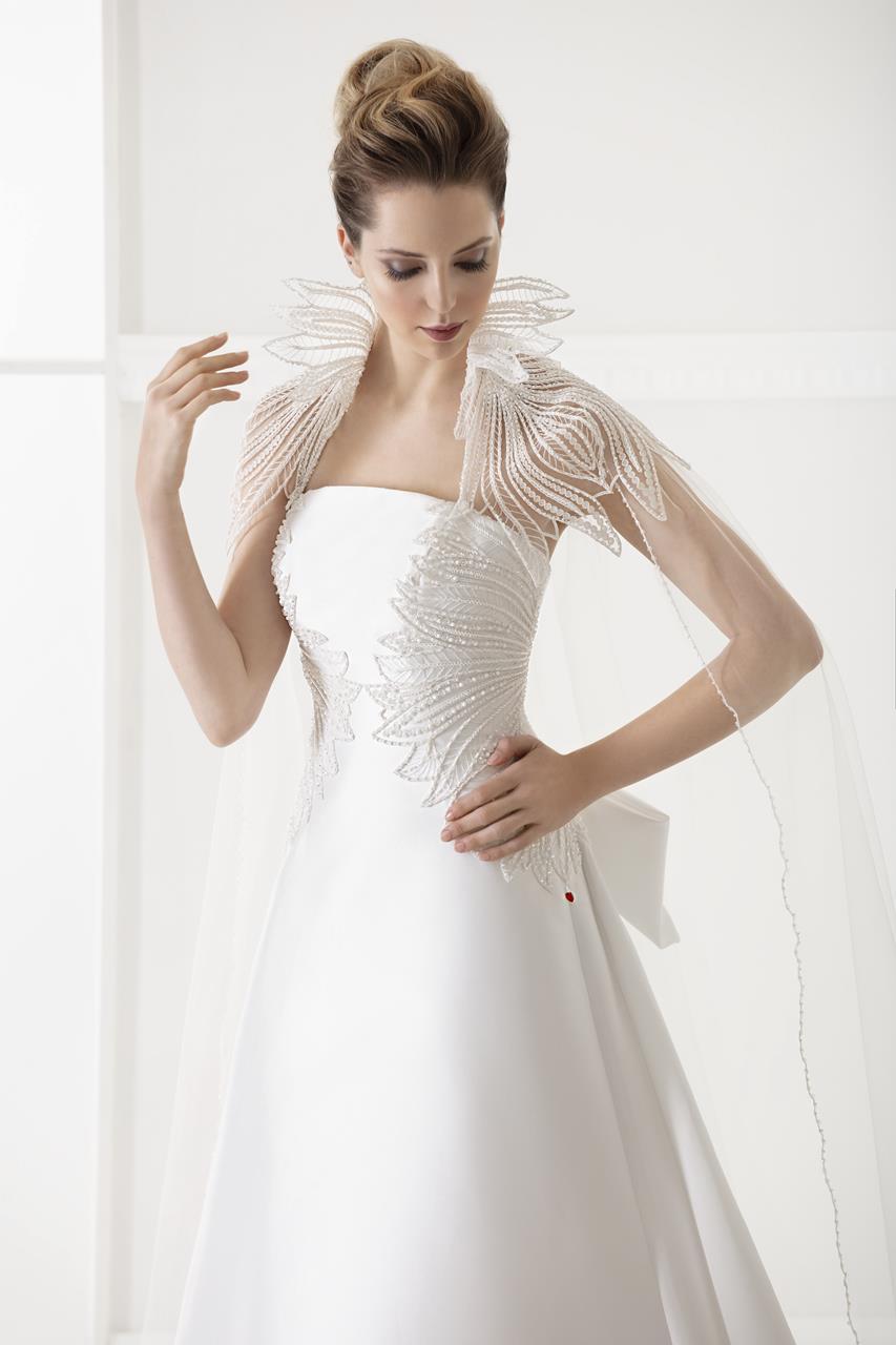 nuovo abito da sposa