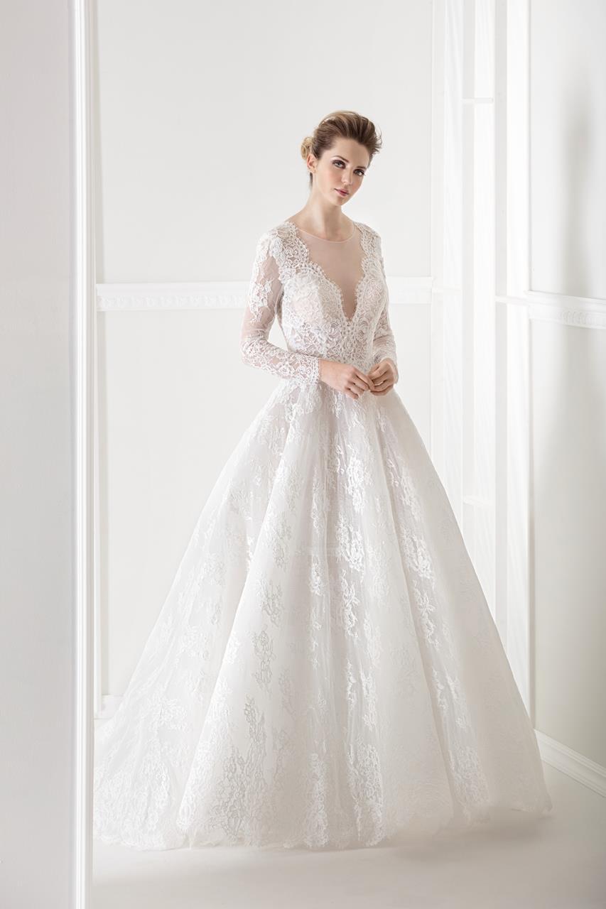 collezione nuovi abiti da sposa