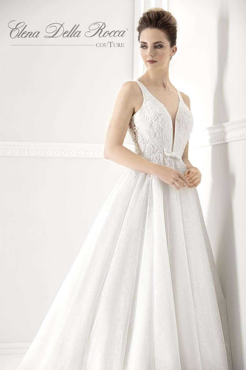 elena della rocca couture abiti da sposa