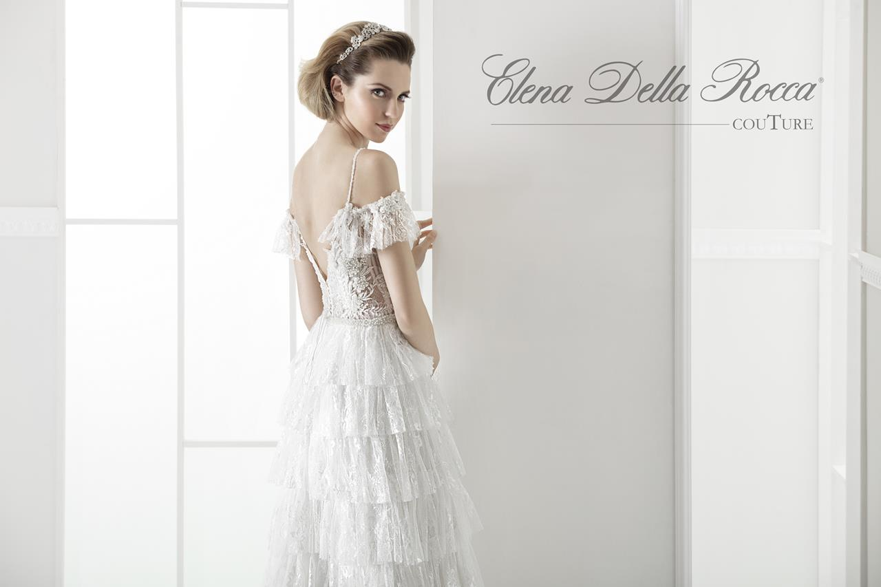 couture di abiti da sposa sartoriali