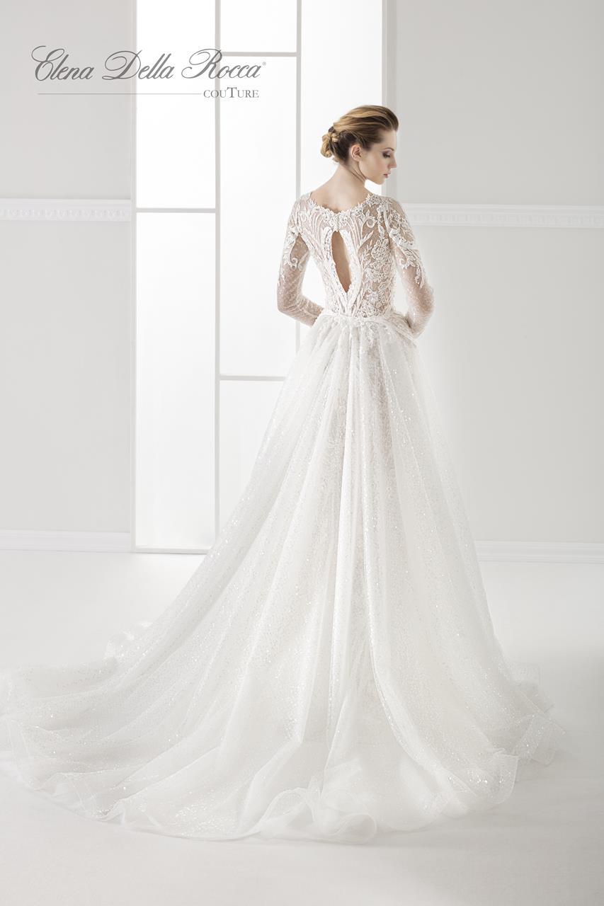abito da sposa sexy